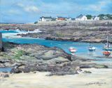 France - Print - Bretagne paper prints are available, canvas may be ordered.