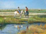 France - Print - Camargue - 0 canvas available - may be ordered - paper prints available