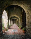 Mexico - Print - Santa Maria Hacienda - may be ordered - paper prints available