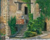 France - Print - Maison de Provence- 0 canvas available - may be ordered - paper prints available