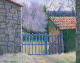 France - Print - Spring Day - 0 canvas available - may be ordered - paper prints available